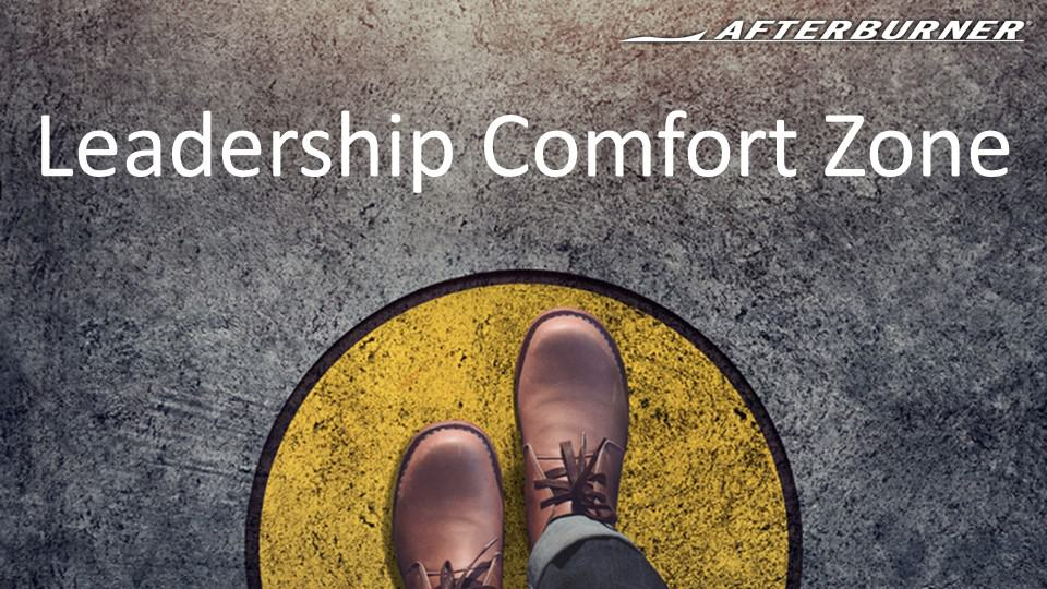 Leadership Comfort Zone